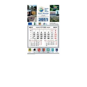 A. Kalendarze jednodzielne